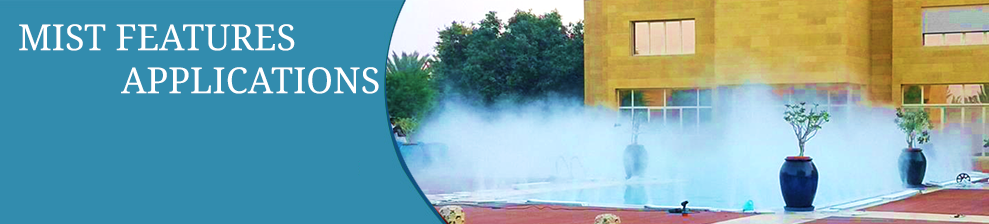 Misting Effects Smoke or Fog effects | Cool Group